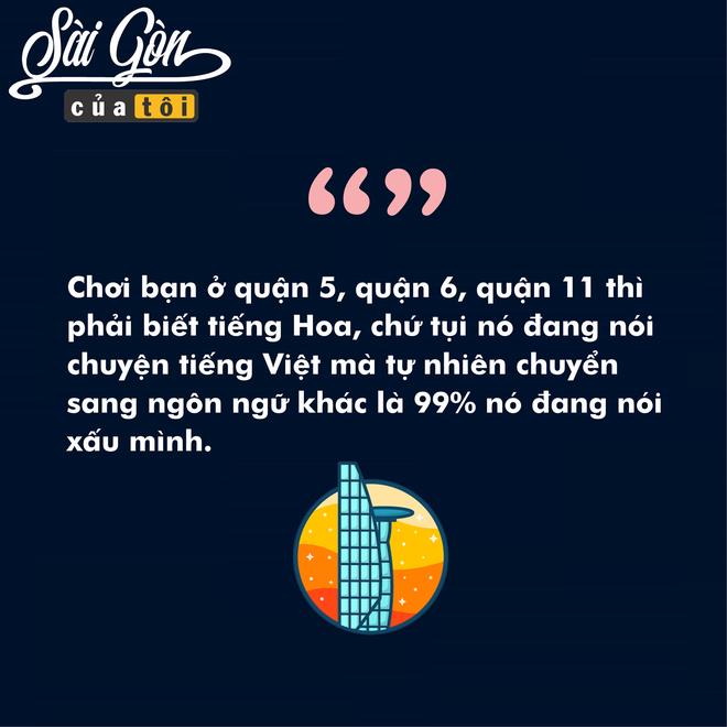 'Hướng dẫn chọn bạn mà chơi ở Sài Gòn' cực dễ thương khiến dân mạng thích thú - Ảnh 5.