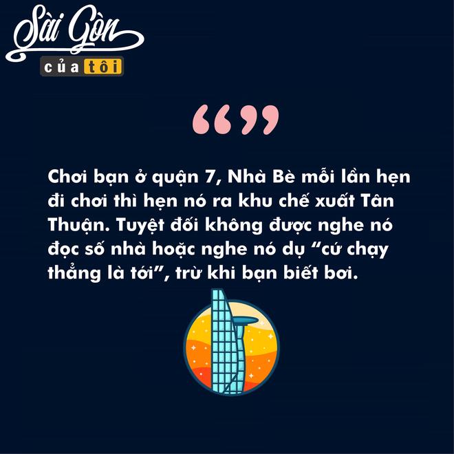 'Hướng dẫn chọn bạn mà chơi ở Sài Gòn' cực dễ thương khiến dân mạng thích thú - Ảnh 6.