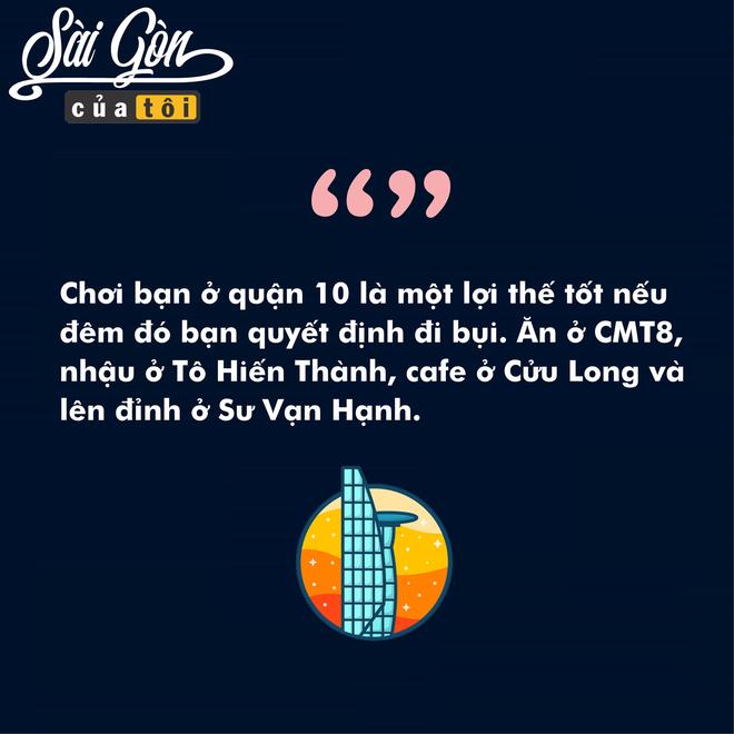 'Hướng dẫn chọn bạn mà chơi ở Sài Gòn' cực dễ thương khiến dân mạng thích thú - Ảnh 8.