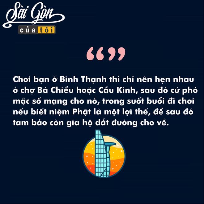 'Hướng dẫn chọn bạn mà chơi ở Sài Gòn' cực dễ thương khiến dân mạng thích thú - Ảnh 10.