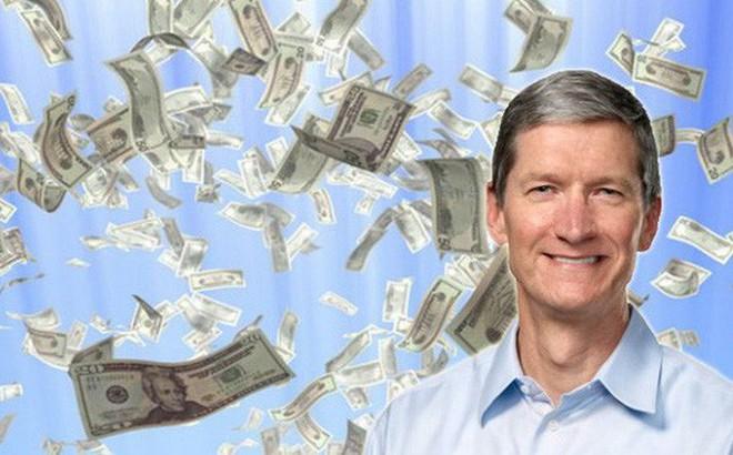 Apple thu về tận 151 USD cho mỗi chiếc iPhone bán ra, gấp 5 lần Samsung
