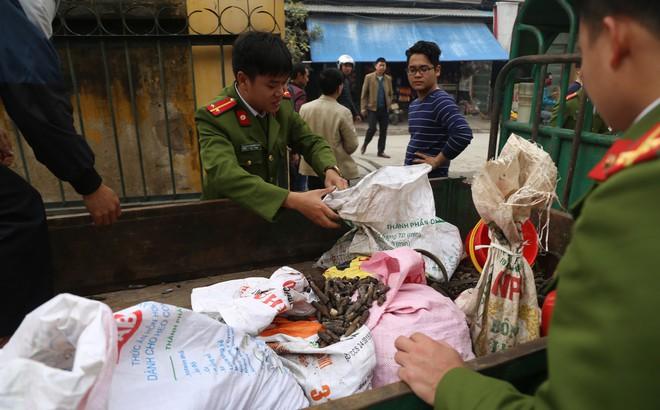 Tướng Thệ: Sức công phá của vật liệu nổ ở Bắc Ninh có thể tương đương quả đạn pháo cả chục ly