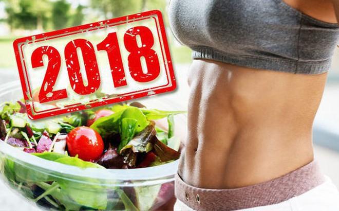 """6 chế độ ăn kiêng được chuyên gia hàng đầu thế giới dự đoán sẽ """"làm mưa làm gió"""" vào năm 2018"""