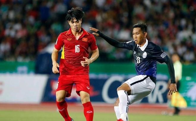 'Messi Campuchia' và Công Phượng trở về từ J-League