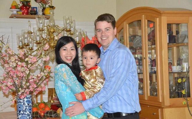 Mẹ Việt lấy chồng Mỹ: 'Mỗi lần cãi vã, đa số là mình hét, anh ấy im lặng'