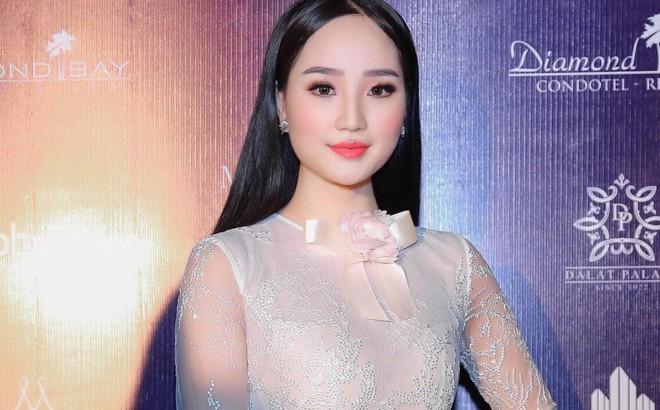 Người đẹp bị nhầm tưởng là Hoa hậu Đền Hùng Giáng My là ai?