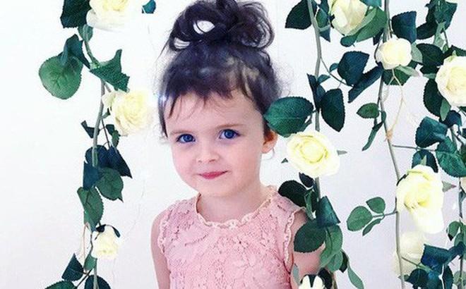 Cuộc sống xa xỉ của bé gái đẹp tựa thiên thần với tủ đồ hiệu mà mọi người lớn phải mơ ước