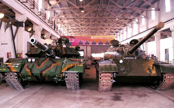 Việt Nam tăng tốc nâng cấp xe tăng T-54/55?