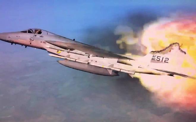 """Xác nhận chiến đấu cơ rơi ở Yemen: Liên quân do Arab Saudi dẫn đầu """"tắt điện"""""""