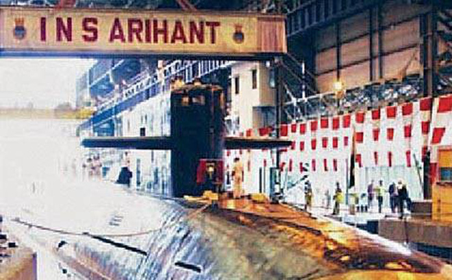 Tàu ngầm hạt nhân tự đóng đầu tiên của Ấn Độ gặp nạn: Che giấu không nổi
