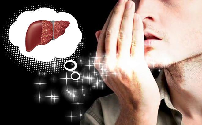 Khi 2 bộ phận này xuất hiện mùi hôi là dấu hiệu cảnh báo gan đang dư thừa chất độc