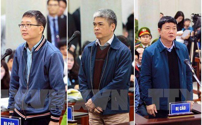 VKS đề nghị 14-15 năm tù với ông Đinh La Thăng, chung thân cho Trịnh Xuân Thanh
