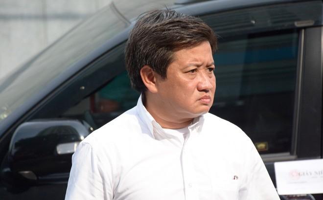 """Ông Đoàn Ngọc Hải nói trước đó chưa """"trảm"""" 48 bãi giữ xe vì vướng 2 văn bản của lãnh đạo"""