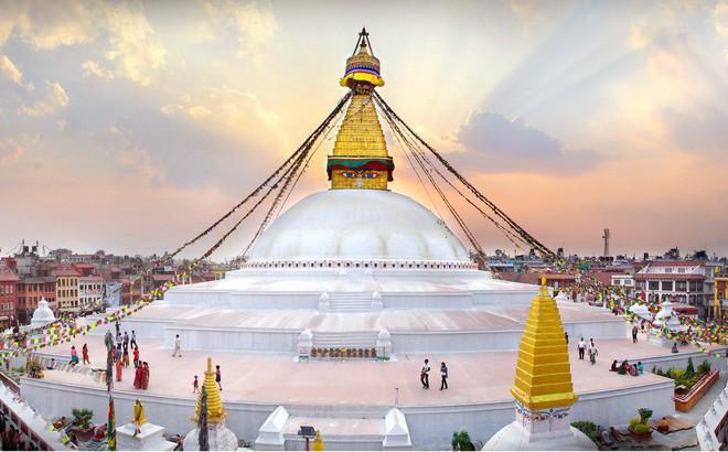 Bảo tháp Swoyambhunath