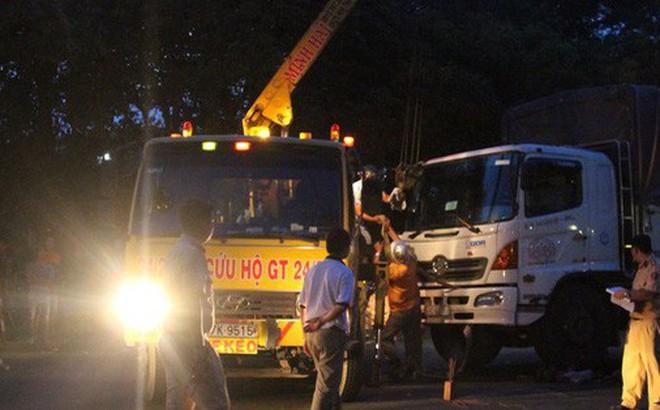 Bình Dương: Nữ công nhân bị xe tải cán tử vong thương tâm trên đường đạp xe về nhà