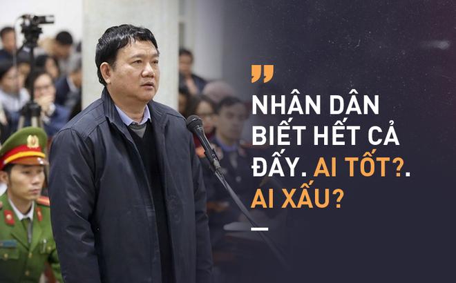 Có những gì trong tiếng nghẹn ngào của ông Đinh La Thăng?