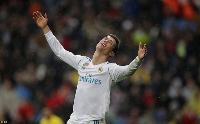 Sau cả thập kỉ, Real Madrid mới lại sút tệ đến thế