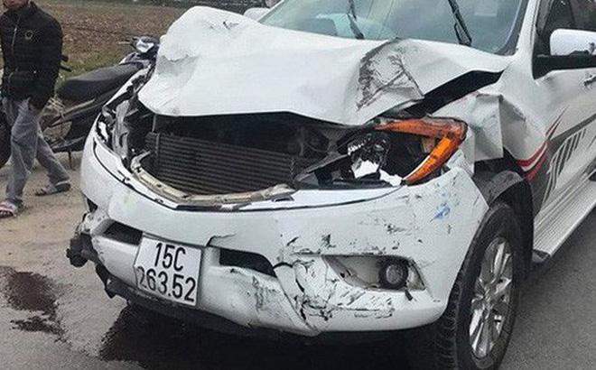 """Khởi tố, bắt tạm giam tài xế lái ô tô """"điên"""" tông chết hai nữ sinh lớp 9 ở Hải Phòng"""