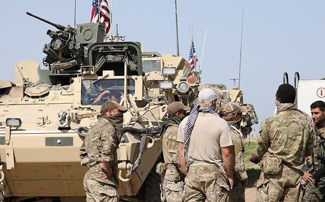 Mỹ 'đứng sau' cuộc xung đột Thổ Nhĩ Kỳ - Kurd Syria?