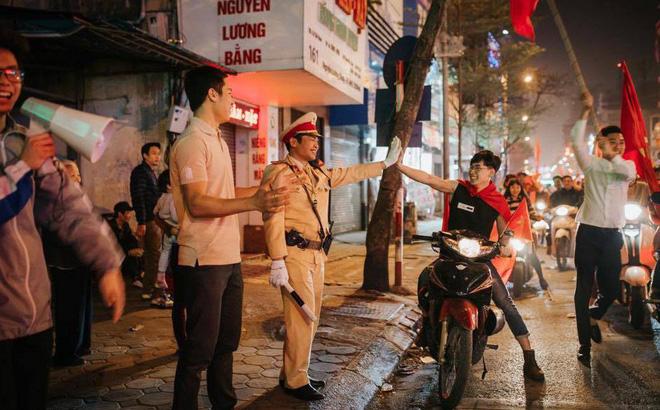 Chiến thắng của U23 Việt Nam: Những khoảnh khắc khiến nhiều người nức lòng