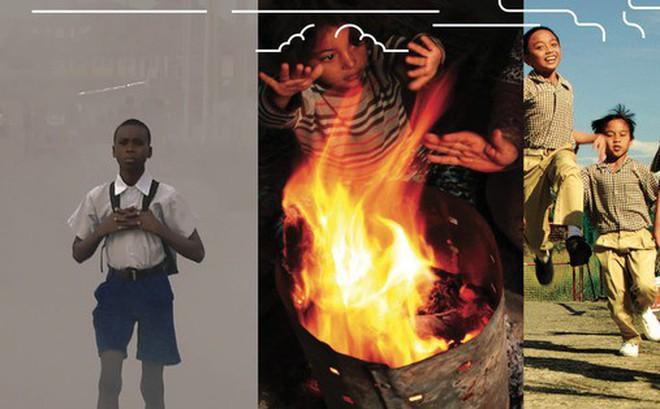 WHO cảnh báo: 93% trẻ em dưới 15 tuổi đang phải sống dưới bầu không khí ô nhiễm mỗi ngày