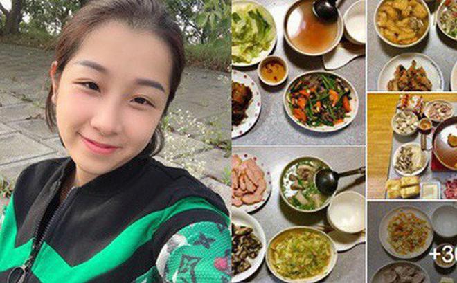 Cô vợ trẻ sinh sống ở Nhật Bản chia sẻ album mâm cơm đổi món liên tục, bật mí chi phí đi chợ chỉ hơn 100k/ngày cho 2 vợ chồng