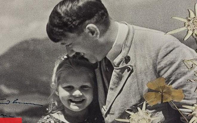 Câu chuyện phía sau bức ảnh sốc chưa từng thấy của trùm phát xít Hitler