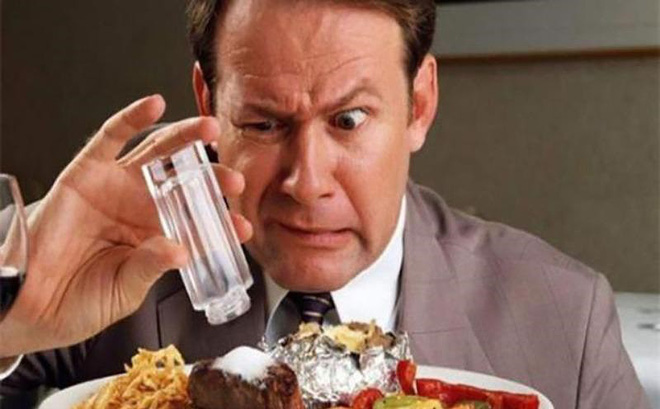 Những thói quen ăn uống làm hư thận