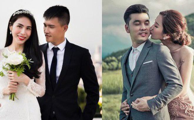 Sinh con trước, kết hôn sau: Trình tự tình yêu quen thuộc của sao Việt