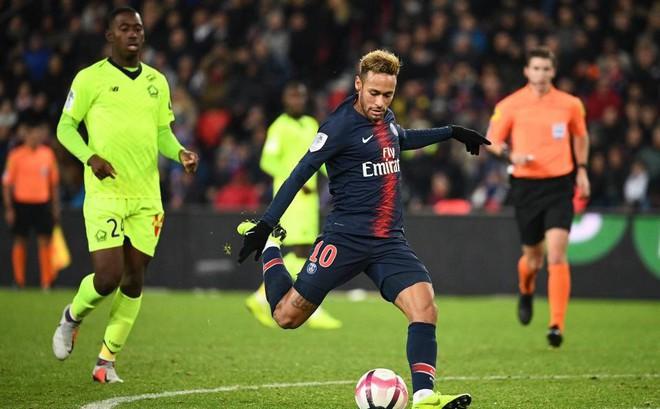 900.000 bảng/tuần tại PSG, Neymar nhận lương cao nhất thế giới