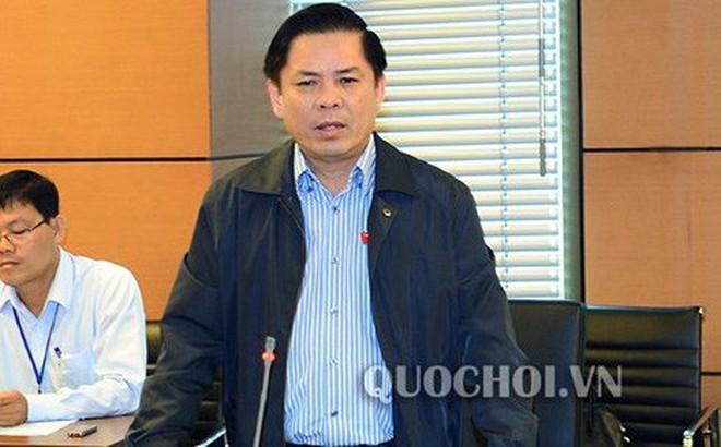 Bộ trưởng GTVT Nguyễn Văn Thể: Chúng ta đang tự tạo khó khăn cho mình