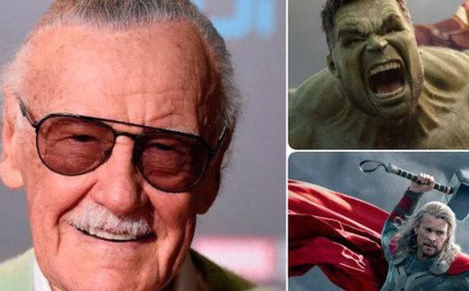"""Xem Stan Lee giải thích về vũ trụ Marvel: Hóa ra siêu anh hùng cũng không quá """"ảo"""" như chúng ta tưởng"""