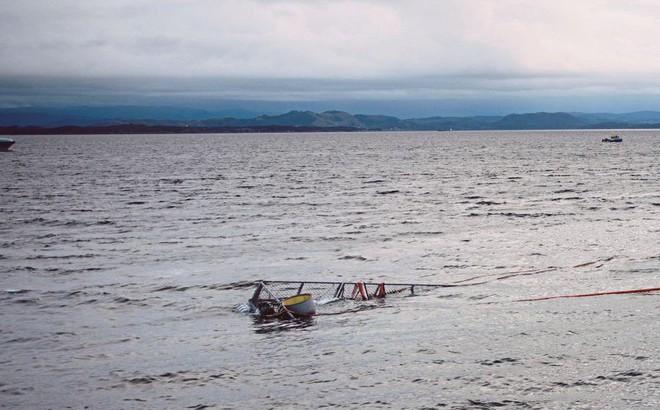 Tàu cá 48 tấn của Hàn Quốc bị tàu Nhật Bản đâm chìm gần quần đảo tranh chấp