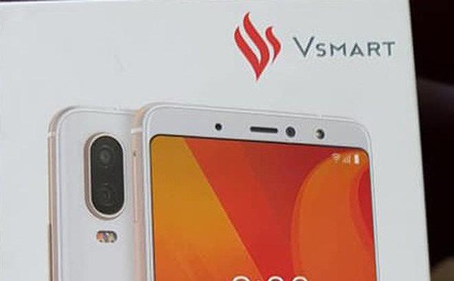 """VSmart Active 1 bất ngờ lộ diện: Smartphone """"Made in Vietnam"""" đầu tiên của Vingroup, thiết kế tại châu Âu?"""