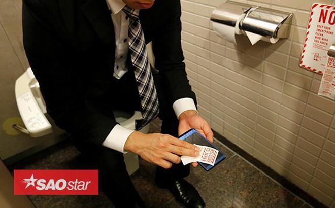 Loại giấy vệ sinh đặc biệt tại nhiều toilet công cộng ở Nhật Bản khiến cả thế giới ngưỡng mộ