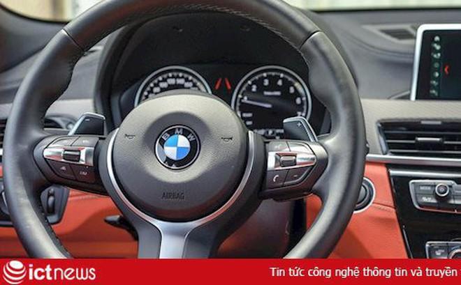 """BMW tham gia trận chiến """"taxi công nghệ"""" tại Trung Quốc"""