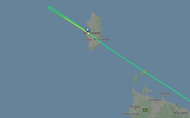 Phi công buồn ngủ, bay quá điểm hạ cánh gần 50 km