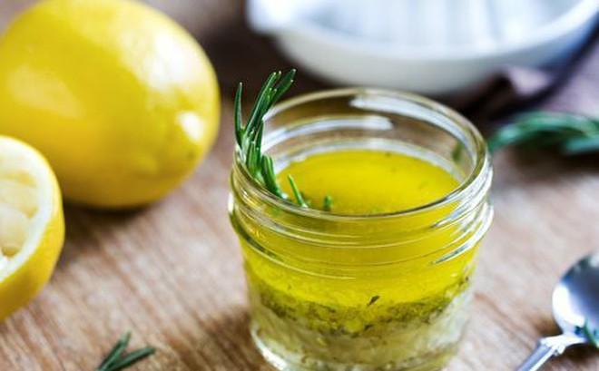 Dầu oliu + nước cốt chanh: 9 công dụng trong phòng bệnh và làm đẹp