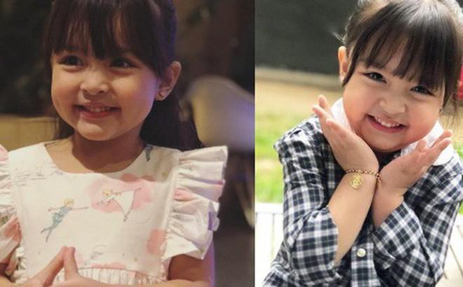 Mới đó mà con gái của mỹ nhân đẹp nhất Philippines đã lớn cỡ này, nhan sắc cô bé khiến nhiều người dự đoán sớm soán ngôi mẹ