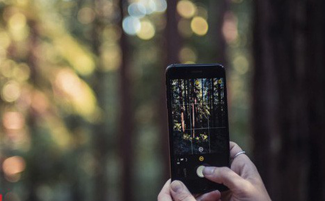 Ứng dụng cho phép bạn chỉnh tay để chụp ảnh đẹp hơn với iPhone