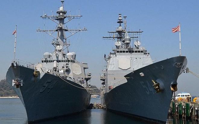 """Động thái """"bất thường"""" của TQ sau khi loạt tàu Mỹ qua eo biển Đài Loan"""