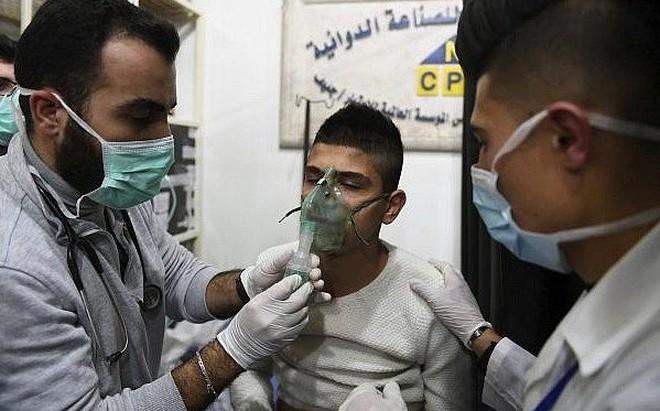 Syria: Nga lớn tiếng phản pháo khi bị Mỹ cáo buộc dàn dựng vụ tấn công vũ khí hoá học ở Aleppo