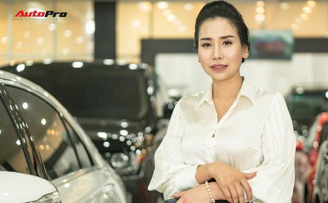Nữ tướng xe cũ Hà thành tiết lộ lý do đại gia Việt thích chơi xe đã qua sử dụng