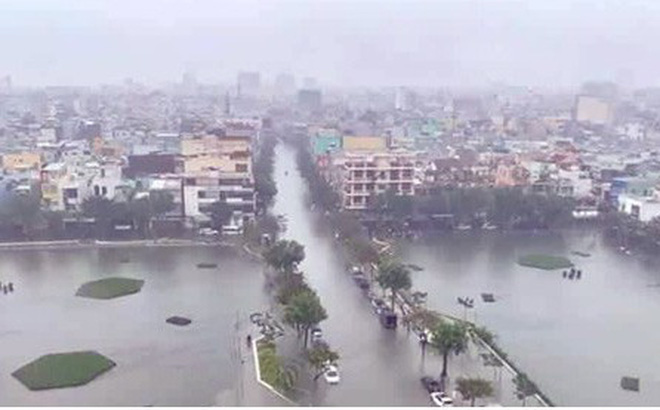 Quảng Nam, Quảng Ngãi tiếp tục có mưa rất to, cảnh báo lũ quét