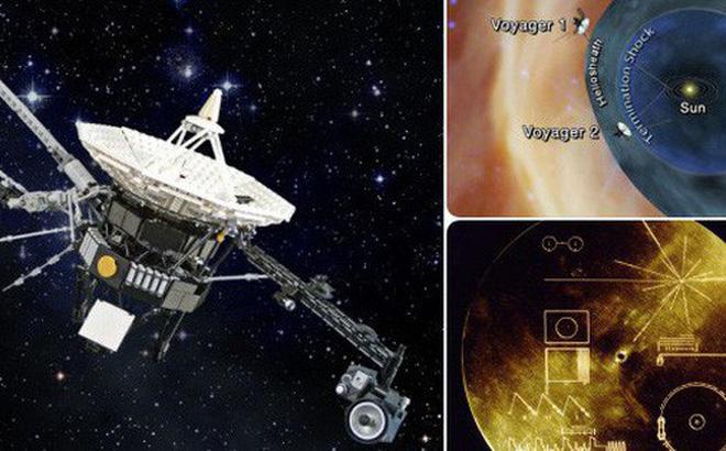 NASA công bố: Tàu thăm dò mang bản đồ tiết lộ vị trí Trái đất đã thoát ra khỏi Hệ Mặt trời