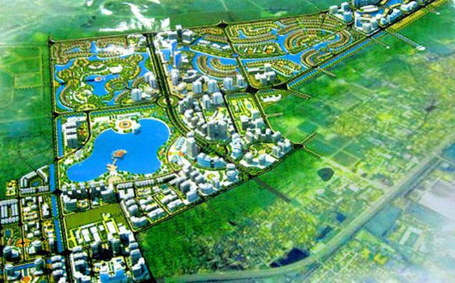 Hà Nội lập khu đô thị 13,42ha ở Long Biên