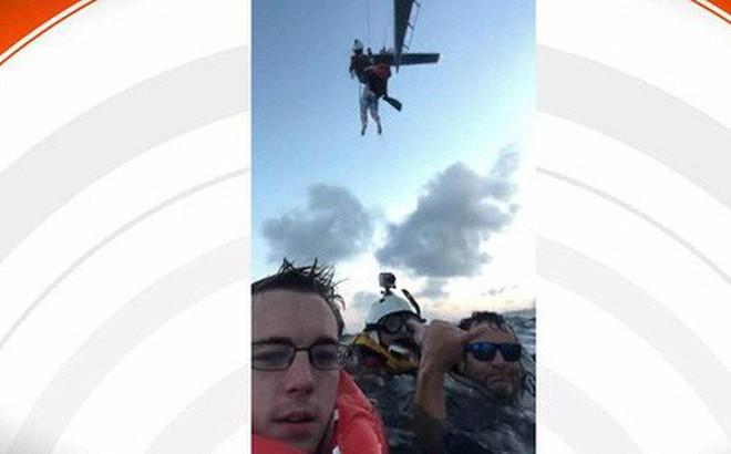 Cô gái may mắn được iPhone cứu sống sau khi lật thuyền nhờ tính năng chống nước