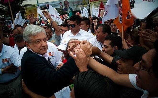 Đối phó với Trump, Mexico dùng 'lá bài' Trung Quốc