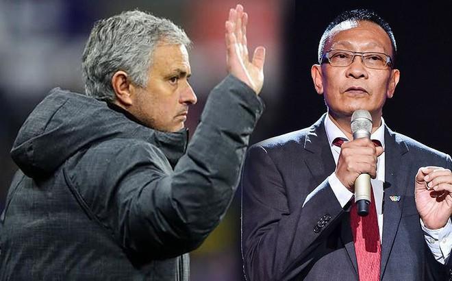 MC Lại Văn Sâm không ngủ được vì thương HLV Mourinho bị MU sa thải