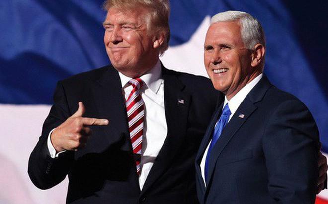 Ông Trump quyết tâm tranh ghế năm 2020, muốn ông Pence tiếp tục đồng hành